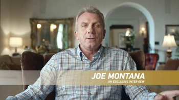 BNY Mellon TV Spot Featuring Joe Montana - Thumbnail 1