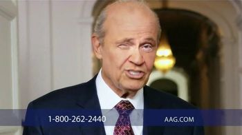 American Advisors Group TV Spot, 'Reverse Mortgage Stabilization Act' - 99 commercial airings
