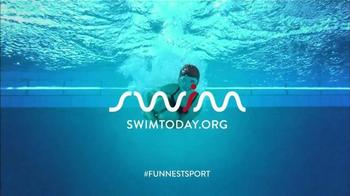 USA Swimming TV Spot, 'Swim Today' - Thumbnail 10