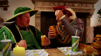Subway Applewood Pulled Pork Sandwich TV Spot, 'Family Feud' - Thumbnail 9
