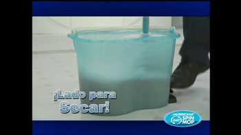 Hurricane Spin Mop 360 TV Spot [Spanish] - Thumbnail 4