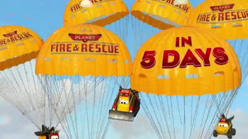 Planes: Fire & Rescue - Alternate Trailer 34