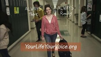 Boys Town TV Spot, 'Your Life Your Voice'