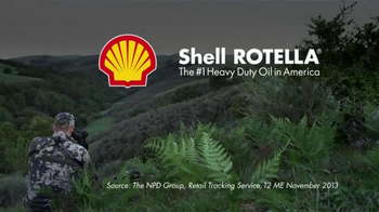 Shell Rotella TV Spot, 'Hiking' - Thumbnail 9