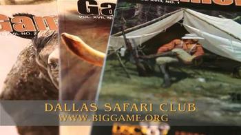 Dallas Safari Club TV Spot, 'Join Today' - Thumbnail 4