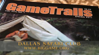 Dallas Safari Club TV Spot, 'Join Today' - Thumbnail 6