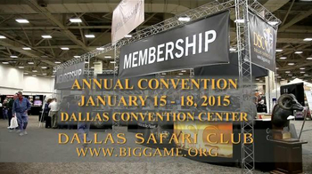 Dallas Safari Club TV Spot, 'Join Today' - Thumbnail 7
