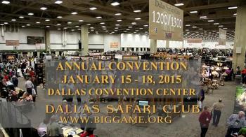 Dallas Safari Club TV Spot, 'Join Today' - Thumbnail 8