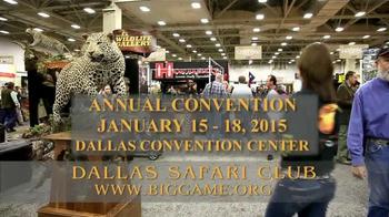 Dallas Safari Club TV Spot, 'Join Today' - Thumbnail 9