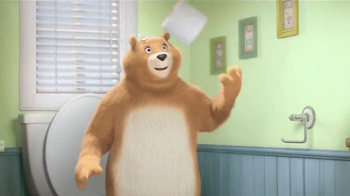 Charmin Ultra Mega Roll TV Spot, 'Cha Ching' [Spanish] - Thumbnail 4