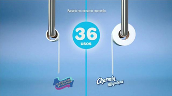 Charmin Ultra Mega Roll TV Spot, 'Cha Ching' [Spanish] - Thumbnail 8