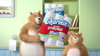 Charmin Ultra Mega Roll TV Spot, 'Cha Ching' [Spanish] - Thumbnail 9