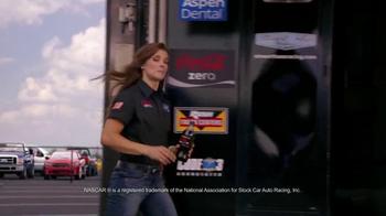 Coca-Cola TV Spot, 'Danica Shares a Coke Zero' Featuring Danica Patrick - Thumbnail 3