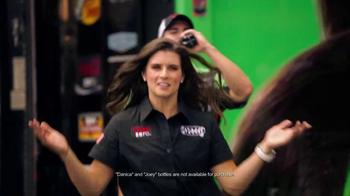 Coca-Cola TV Spot, 'Danica Shares a Coke Zero' Featuring Danica Patrick - Thumbnail 5