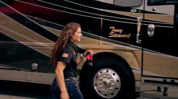 Coca-Cola TV Spot, 'Danica Shares a Coke Zero' Featuring Danica Patrick - Thumbnail 6