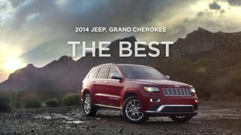 2014 Jeep Grand Cherokee TV Spot, \'Five Simple Words\'