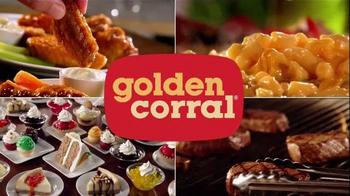 Golden Corral Catfish TV Spot, '$10.99 Steak & Wings Spectacular' - Thumbnail 1