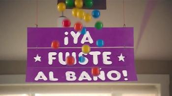 Huggies Pull-Ups TV Spot, 'Cars' [Spanish] - Thumbnail 8