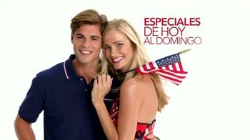 Macy's Venta del Cuarto de Julio TV Spot [Spanish] - Thumbnail 10