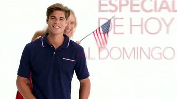 Macy's Venta del Cuarto de Julio TV Spot [Spanish] - Thumbnail 2