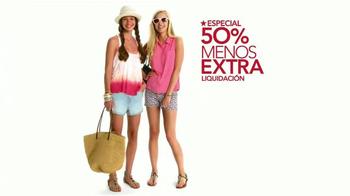 Macy's Venta del Cuarto de Julio TV Spot [Spanish] - Thumbnail 8