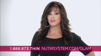Nutrisystem Fast 5 TV Spot, 'Glam-Ma' Featuring Marie Osmond - Thumbnail 1