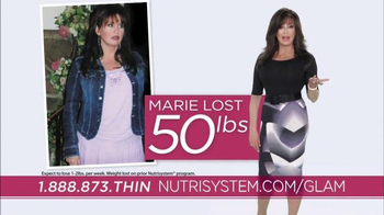 Nutrisystem Fast 5 TV Spot, 'Glam-Ma' Featuring Marie Osmond - Thumbnail 6