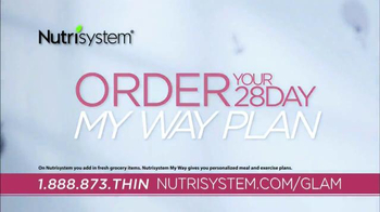 Nutrisystem Fast 5 TV Spot, 'Glam-Ma' Featuring Marie Osmond - Thumbnail 7
