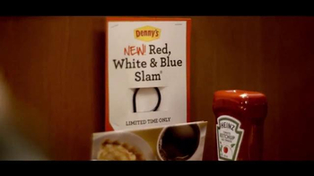 Denny's Red, White and Blue Slam TV Spot, 'Remix' - Thumbnail 4