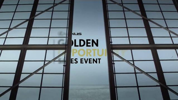Lexus Golden Opportunity Sales Event TV Spot, 'Luxury Hybrids' - Thumbnail 1