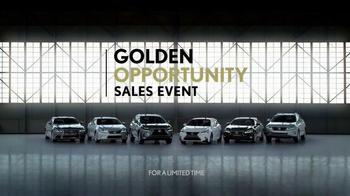 Lexus Golden Opportunity Sales Event TV Spot, 'Luxury Hybrids' - Thumbnail 10