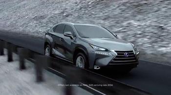 Lexus Golden Opportunity Sales Event TV Spot, 'Luxury Hybrids' - Thumbnail 6