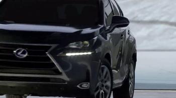 Lexus Golden Opportunity Sales Event TV Spot, 'Luxury Hybrids' - Thumbnail 9
