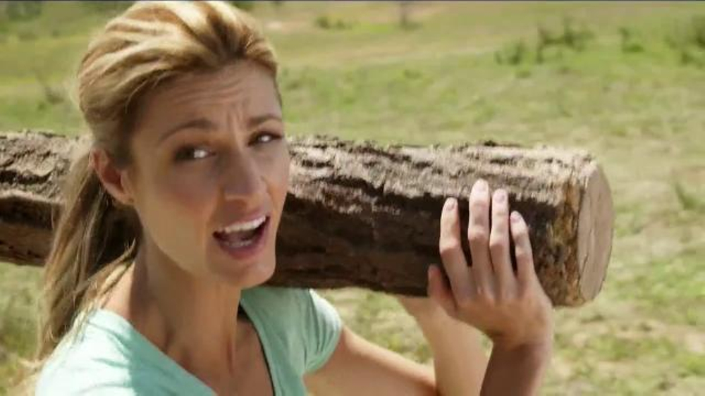 TruBiotics TV Commercial, 'Obstacle Course' Featuring Erin Andrews