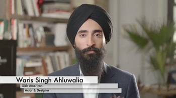 SALDEF TV Spot, 'Community' Featuring Waris Singh Ahluwalia