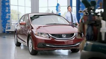 Honda Summer Clearance Event TV Spot, 'Golf Cart' - Thumbnail 7
