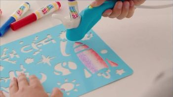 Crayola Color Wonder Airbrush TV Spot, 'Lift Off'