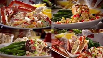 Red Lobster Crabfest TV Spot, 'Celebrate Crab'