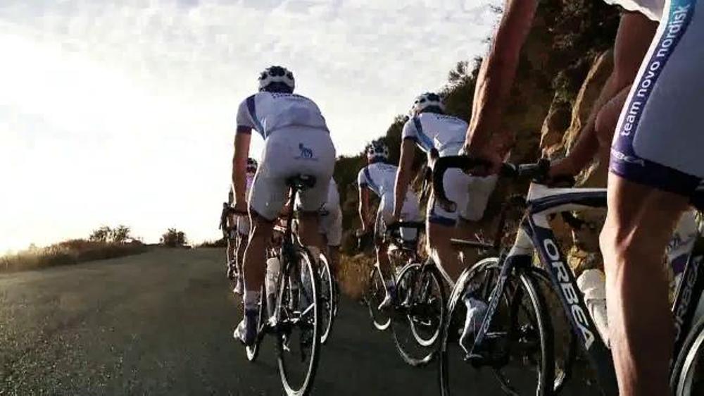 Orbea TV Commercial, 'Team Novo Nordisk: Ride to Overcome'