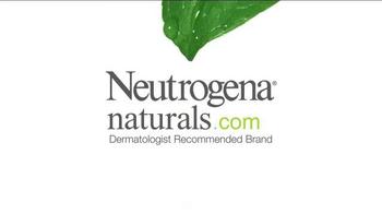 Neutrogena Naturals TV Spot Featuring Kristen Bell - Thumbnail 10
