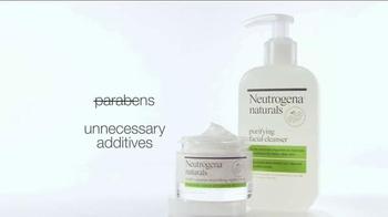 Neutrogena Naturals TV Spot Featuring Kristen Bell - Thumbnail 7