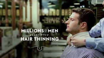 Rogaine Foam TV Spot, 'Thicker Hair' - Thumbnail 5