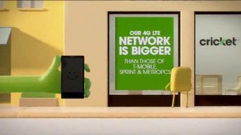 Cricket Wireless TV Spot, 'Stretch' - Thumbnail 6