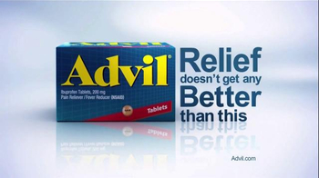 Advil TV Spot, '#1 Doctor Recommendation'