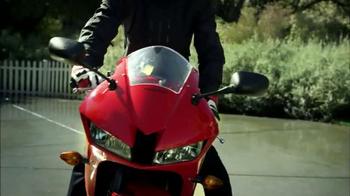 GEICO Motorcycle TV Spot, 'Driveway' - Thumbnail 5