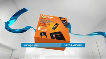 Vonage Whole House Phone Kit TV Spot, 'Surprise' - Thumbnail 2