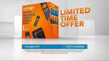 Vonage Whole House Phone Kit TV Spot, 'Surprise' - Thumbnail 6