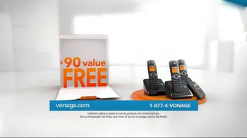 Vonage Whole House Phone Kit TV Spot, 'Surprise' - Thumbnail 8