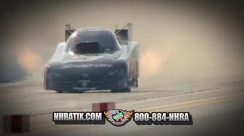 O'Reilly Auto Parts 27th Annual NHRA Northwest Nationals TV Spot - Thumbnail 3