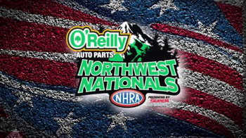 O'Reilly Auto Parts 27th Annual NHRA Northwest Nationals TV Spot - Thumbnail 4